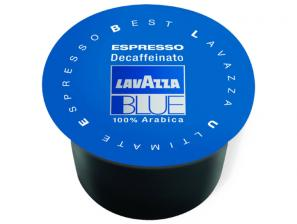 Original Coffee Capsules for the system Lavazza Blue Lavazza Espresso Decaffeinato