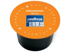 Original Coffee Capsules for the system Lavazza Blue Lavazza Espresso Ricco