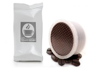 Compatible Coffee Capsules for the system Lavazza Espresso Point Caffè Bonini 100% Arabica
