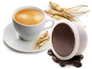 Capsule Compatible Drinks for the system Lavazza Espresso Point Caffè Bonini Ginseng