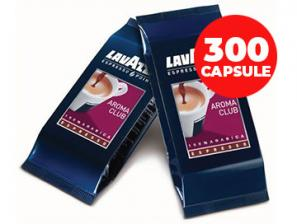 Lavazza Espresso Point aan het systeem  Lavazza 300 Aroma Club