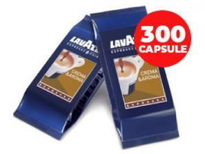 Lavazza Espresso Point aan het systeem  Lavazza 300 Capsule Crema Aroma