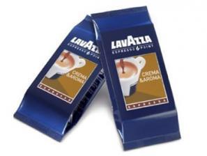 Lavazza Espresso Point aan het systeem  Lavazza Crema & Aroma