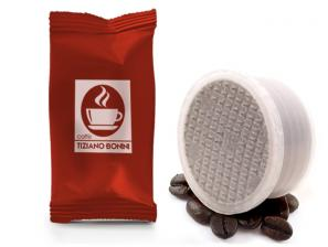 Compatible Coffee Capsules for the system Fior Fiore Coop, sistema Espresso Tuo Caffè Bonini Intenso