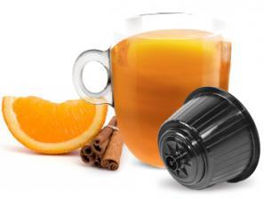 Capsules the et infusions compatibles avec le système NESCAFÉ® Dolce Gusto®* Caffè Bonini Arancia E Cannella