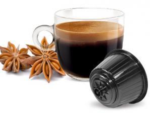 Capsule Bevande Compatibili con sistema NESCAFÉ® Dolce Gusto®* Caffè Bonini Caffè Alla Sambuca