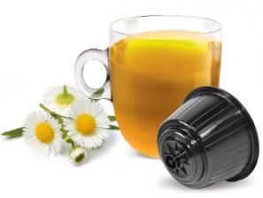 Teas and infusions compatible capsules with NESCAFÉ® Dolce Gusto®* system Caffè Bonini Camomilla