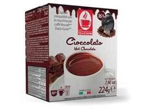 Kapsel Kompatibel Getränke mit NESCAFÉ® Dolce Gusto®* System Caffè Bonini Cioccolato