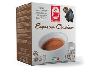 Kompatibel Kaffeekapseln mit NESCAFÉ® Dolce Gusto®* System Caffè Bonini Classico