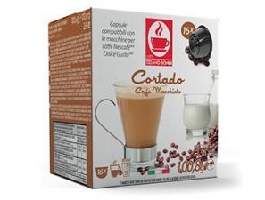 Capsule Compatible Drinks with NESCAFÉ® Dolce Gusto®* system Caffè Bonini Cortado