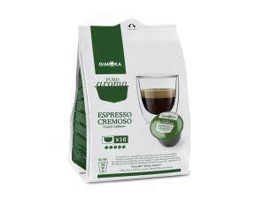 Capsule Caffè Compatibili con sistema NESCAFÉ® Dolce Gusto®* Gimoka Cremoso