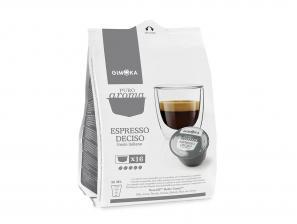 Capsule Caffè Compatibili con sistema NESCAFÉ® Dolce Gusto®* Gimoka Deciso