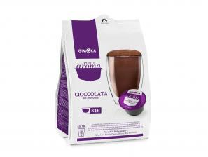 Capsule Bevande Compatibili con sistema NESCAFÉ® Dolce Gusto®* Gimoka Cioccolata