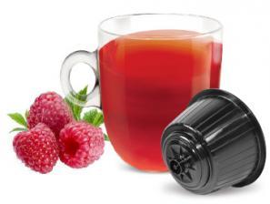 Capsules the et infusions compatibles avec le système NESCAFÉ® Dolce Gusto®* Caffè Bonini Frutti Di Bosco