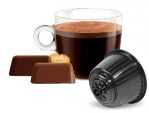 Capsule Bevande Compatibili con sistema NESCAFÉ® Dolce Gusto®* Caffè Bonini Gianduja
