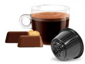 Capsule Compatible Drinks with NESCAFÉ® Dolce Gusto®* system Caffè Bonini Gianduja