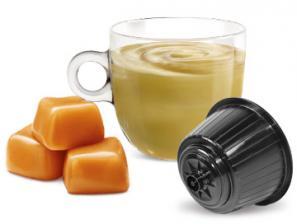Capsule Compatible Drinks with NESCAFÉ® Dolce Gusto®* system Caffè Bonini Latte Mou