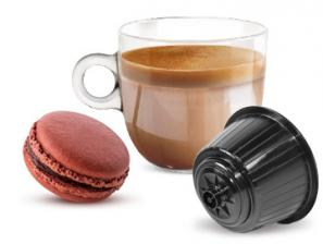 Capsule Boissons compatibles avec le système NESCAFÉ® Dolce Gusto®* Caffè Bonini Macaron