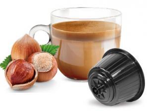 Capsule Bevande Compatibili con sistema NESCAFÉ® Dolce Gusto®* Caffè Bonini Nocciolino