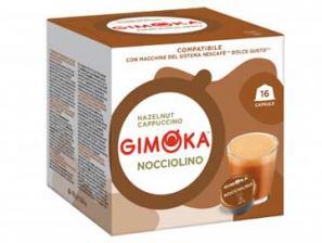 Capsule Bevande Compatibili con sistema NESCAFÉ® Dolce Gusto®* Gimoka Nocciolino