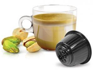 Capsule Bevande Compatibili con sistema NESCAFÉ® Dolce Gusto®* Caffè Bonini Pistacchino