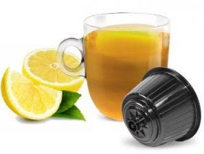Teas and infusions compatible capsules with NESCAFÉ® Dolce Gusto®* system Caffè Bonini Tè Al Limone