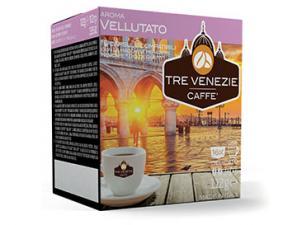 Cialde Caffè Compatibili con sistema NESCAFÉ® Dolce Gusto®* Caffè Tre Venezie Vellutato