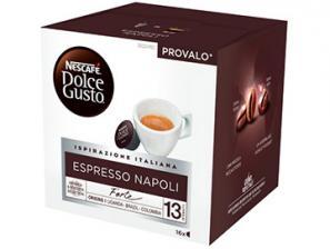 Original Coffee Capsules per NESCAFÉ® Dolce Gusto®* system NESCAFÉ®* Espresso Napoli