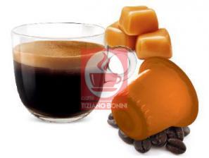 Capsule Compatible Drinks with Nespresso®* system Caffè Bonini Caffè Caramel