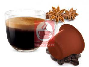 Capsule Compatible Drinks with Nespresso®* system Caffè Bonini Caffè Sambuca
