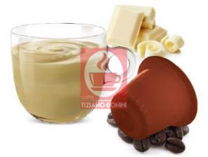 Capsule Bevande Compatibili con sistema Nespresso®* Caffè Bonini Cioccolato Bianco