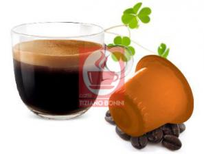 Capsule Compatible Drinks with Nespresso®* system Caffè Bonini Irish Coffee