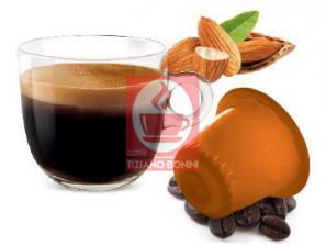 Capsule Compatible Drinks with Nespresso®* system Caffè Bonini Mandorlino
