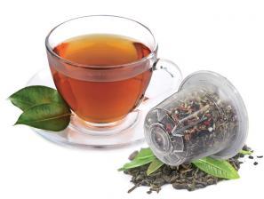 Капсулите и билкови чайове Съвместими със Nespresso®* система Caffè Bonini Tè Nero