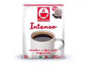 Compatible coffee pods for the system Senseo  Caffè Bonini Intenso