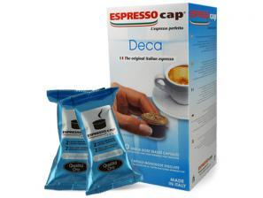 Capsules de café originaux pour le système Espresso Cap Termozeta Termozeta Decaffeinato