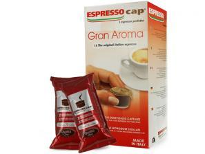 Original Coffee Capsules Gran Aroma Espresso Cap Termozeta