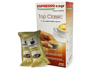 Original Kaffee Kapseln Espresso Cap Termozeta an das System Termozeta Top Classic