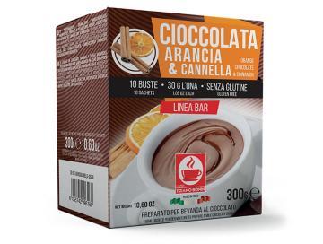 Cioccolata Arancia E Cannella