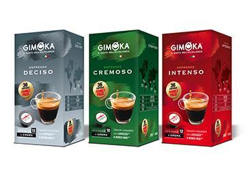 Gimoka tasting kit
