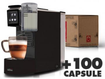 Caffè Bonini Overhauled Tea & milk machine + 100 Coffee Capsules