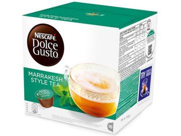 Marrakesh Style Tea