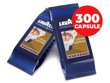 300 Capsule Crema Aroma