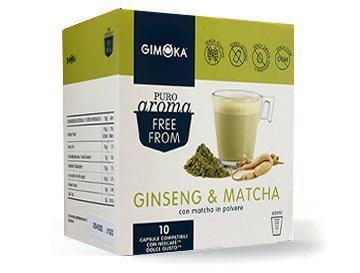 Ginseng & Matcha