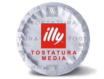 Uno System Illy- Tostatura Media