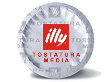 Uno System Illy- Tostatura Media