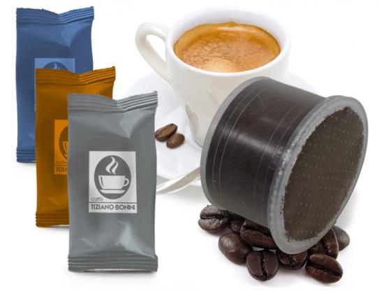 Compatible Coffee Capsules Lavazza Double Dose Personalise your kit
